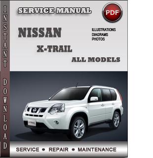 X-trail manual pdf