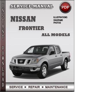 2002 nissan frontier service manual pdf freeloadfab. Black Bedroom Furniture Sets. Home Design Ideas