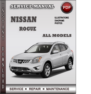 2013 Nissan Rogue Owner's Manual