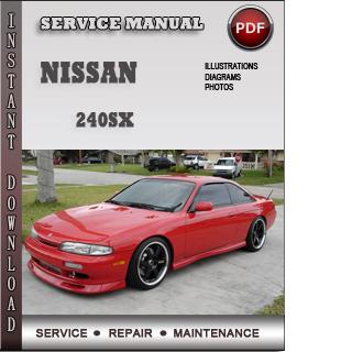 service repair manual nissan 240sx pdf