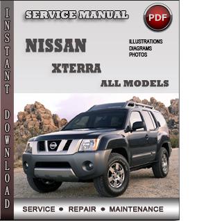 xterra manual pdf