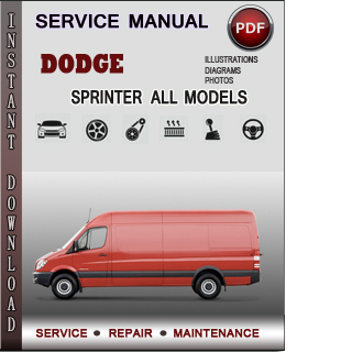Dodge Sprinter manual pdf