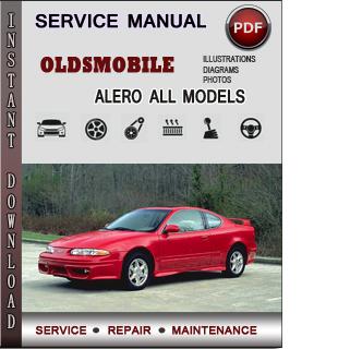 Oldsmobile Alero manual pdf