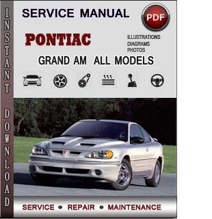 Pontiac Grand Am manual pdf