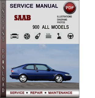 Saab 900 manual pdf