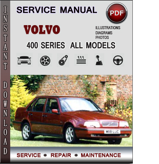 Volvo 400 Series manual pdf
