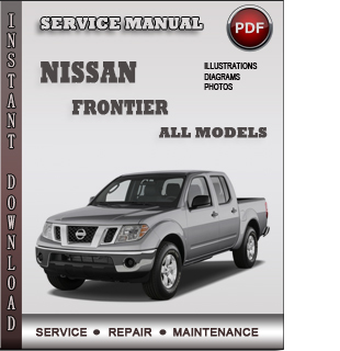 frontier service repair pdf