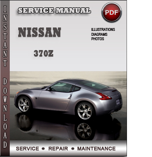 nissan 370z pdf