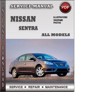sentra manual pdf