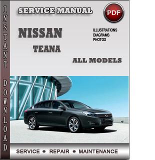 teana manual pdf
