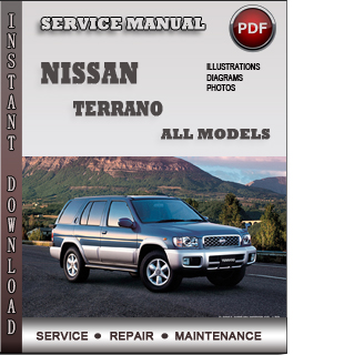 terrano manual pdf