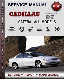Cadillac Catera manual pdf