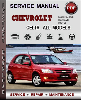 Chevrolet Celta manual pdf