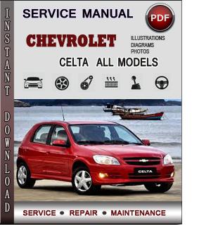 Chevrolet Celta manual pdf
