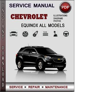 Chevrolet Equinox manual pdf