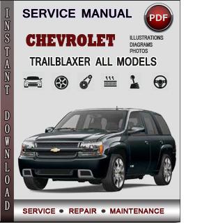 Chevrolet TrailBlazer manual pdf