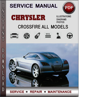 Chrysler Crossfire manual pdf