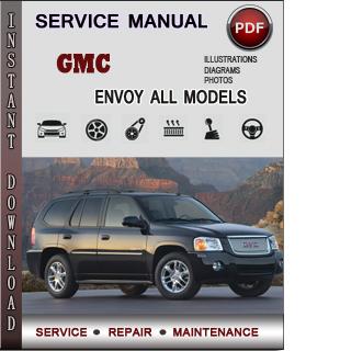 GMC Envoy manual pdf