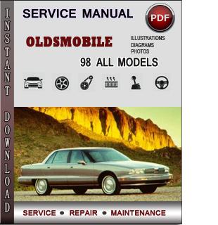 Oldsmobile 98 manual pdf