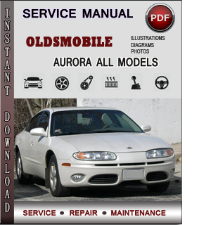Oldsmobile Aurora manual pdf