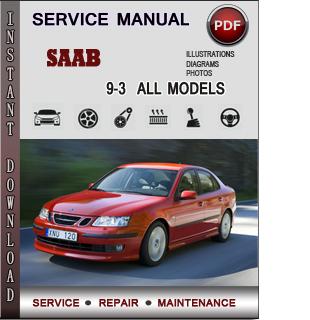 SAAB REPAIR MANUAL Best Manuals