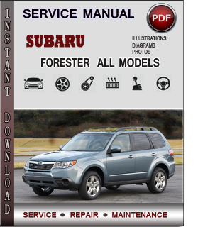 Subaru Forester manual pdf