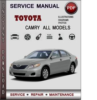 Toyota Camry manual pdf