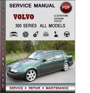 Volvo 300 SERIES manual pdf