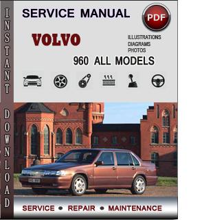Volvo 960 manual pdf
